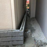 岸建材 京島 CPブロック積み_190425_0009