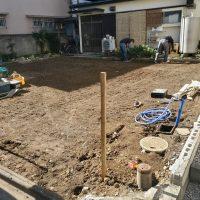 小岩井 ブロック解体、新設CB据付け工事_200314_0002