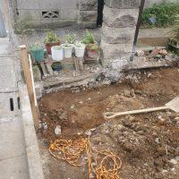 小岩井 ブロック解体、新設CB据付け工事_200314_0004