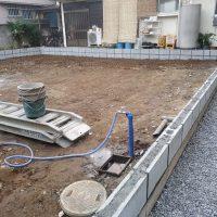 小岩井 ブロック解体、新設CB据付け工事_200314_0010