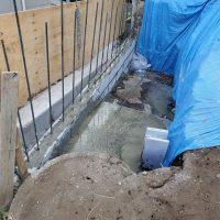 竹之丸 擁壁解体、新設CPブロック据付け工事_190920_0042