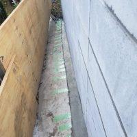 竹之丸 擁壁解体、新設CPブロック据付け工事_190920_0046