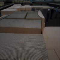 舎人第一小学校  屋上プールEPS設置工事_191219_0016