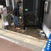 大田区南六郷 外構工事_190528_0015