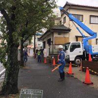 久里浜集合住宅外構工事_200314_0011