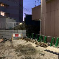 共済病院 ブロック舗装工事_200326_0009