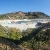 和歌山県川辺インター 軽量盛土工事_200530_0073