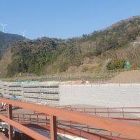 和歌山県川辺インター 軽量盛土工事_200530_0138